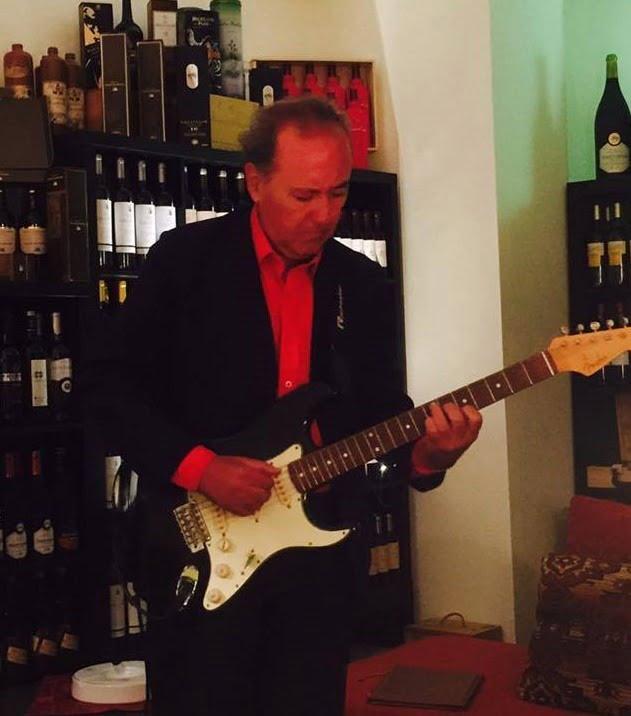Jesús Becerra Guitarra