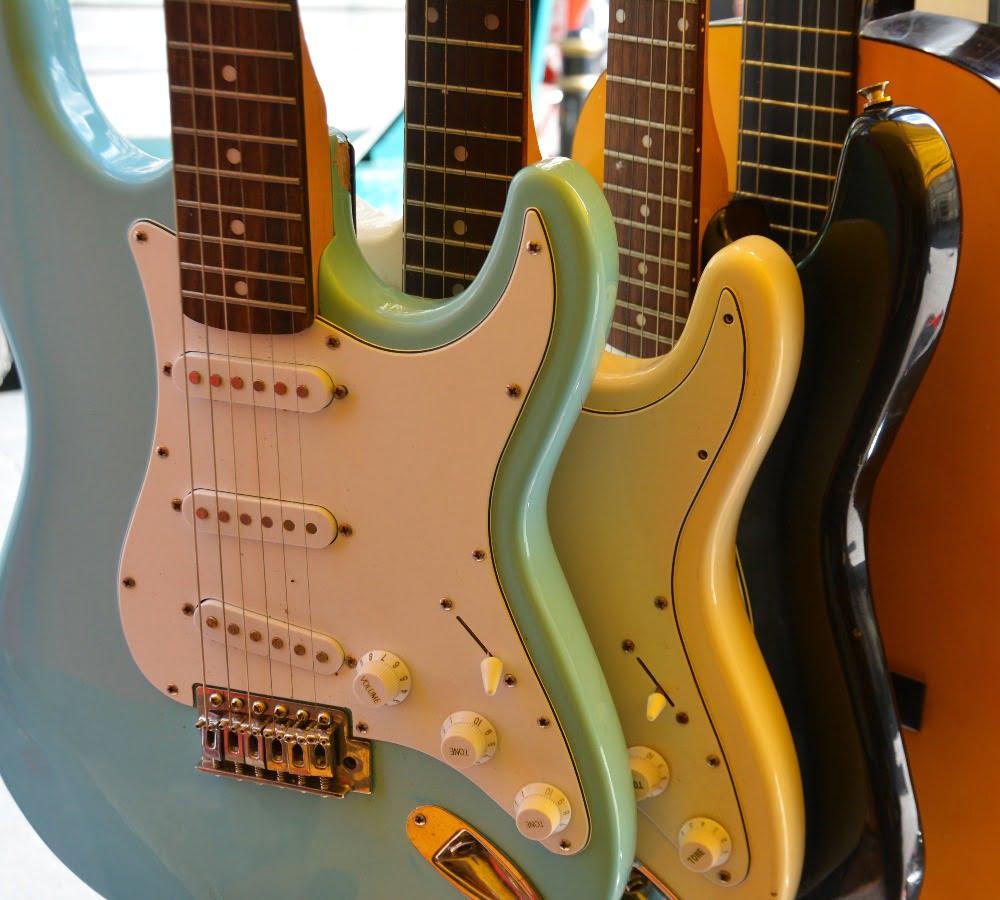 Comunidad de guitarristas