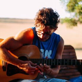 Primeros pasos para aprender guitarra