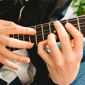 Técnicas guitarrísticas modernas