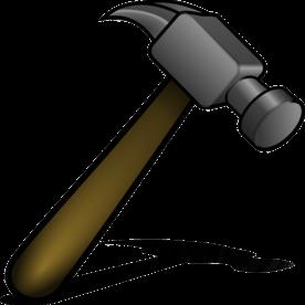 hammer-on pull-off
