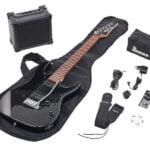Set de guitarra Ibanez IJRX20-BKN Jumpstart Set