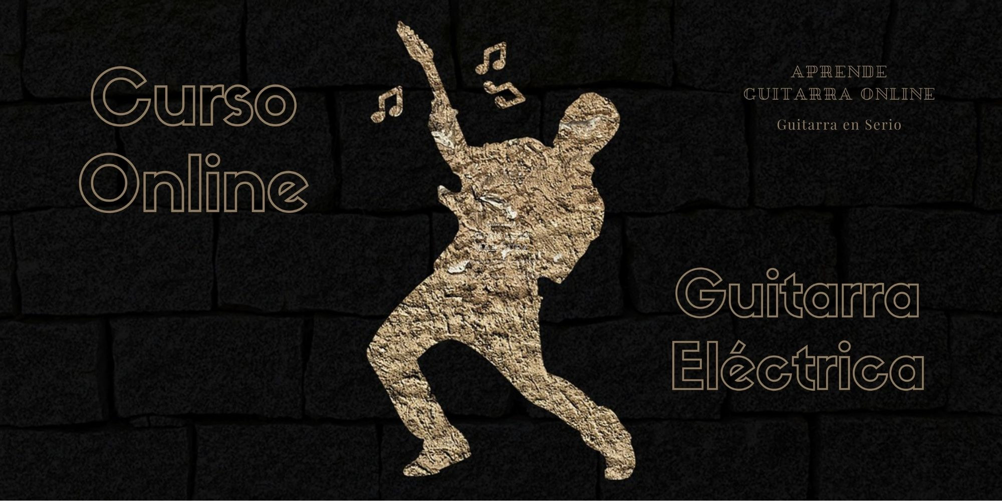 Curso de Guitarra Eléctrica Online